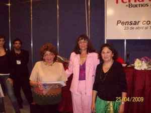 FERIA DEL LIBRO DE BS.AS. 2009